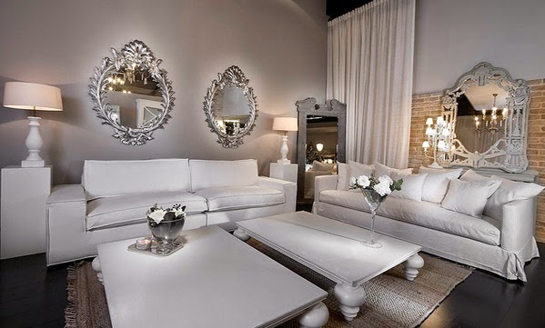 decoration interieur glamour