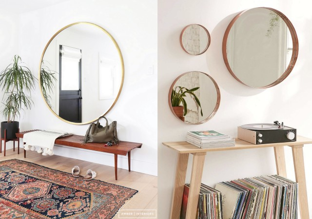 Fixation D Un Miroir Les Differentes Methodes Tartifume Deco